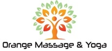 Orange Massage and Yoga